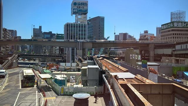 ZEISSレンズのLumia 830で撮り歩く渋谷