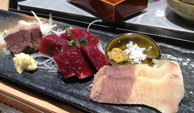 仙台駅すし通りの美味しいお店訪問・・・すし職人 銀次郎