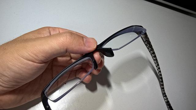 その日の気分でツルを交換できるメガネを買った件