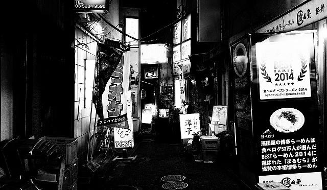富士フイルム X-T10 で昭和レトロな北千住を歩く (2/4)