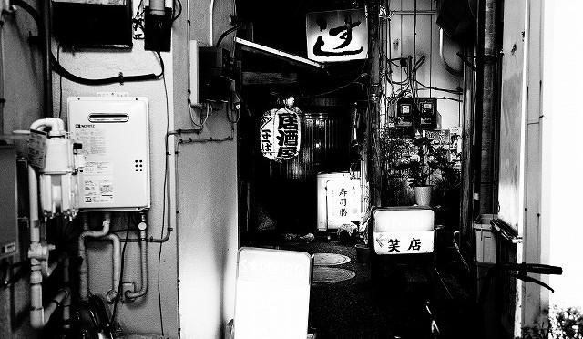 富士フイルム X-T10 で昭和レトロな北千住を歩く (3/4)