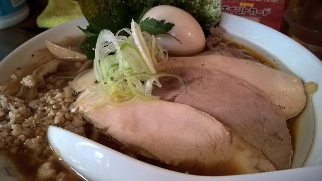 国分寺ラーメン界をひっぱる「鶏そば ムタヒロ」
