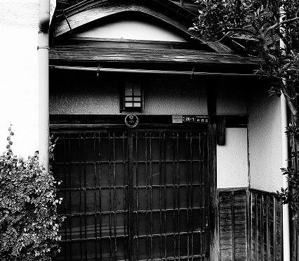 富士フイルム X-T10 で飯能の旧花街を撮り歩く (3/4)
