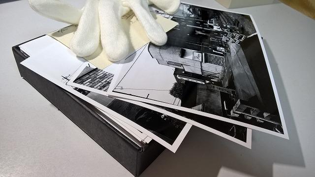 街歩き写真展のためのモノクロ作品づくり
