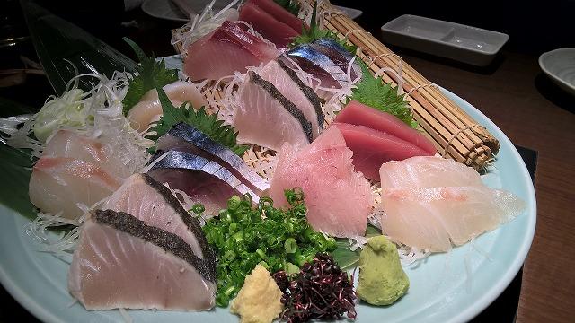 吉祥寺 魚王KUNI で正月からかんぱーい!