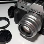 富士フイルム XF 35mm F2 R WR を買ってみた♪
