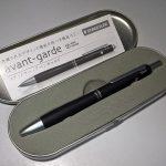 文具おやぢ・ステッドラーの多機能ペン、アバンギャルドにジェットストリームリフィル