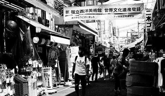 富士フイルムX-T10/XF 35㎜ F2で真夏に上野界隈を朝散歩♪ (5/6)