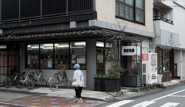 富士フイルムX-T10/XF 35㎜ F2で奥浅草を歩く(5) 千束通りへ