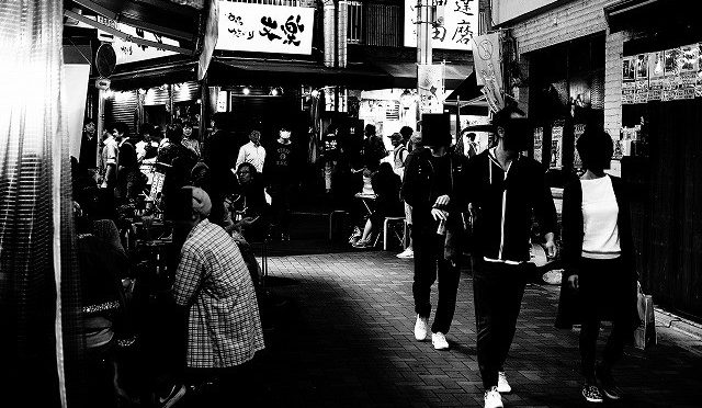 富士フイルムX-T10/XF 35㎜ F2で御徒町を歩く♪ (3/4)