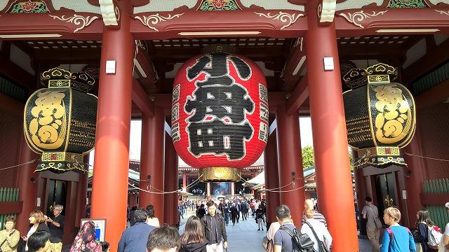 江戸町民になりきって浅草から吉原への道をテクテクしてみる (1)