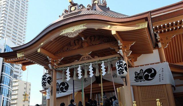 御朱印おやぢ・宇宙神社!? 水天宮と松島神社、末廣神社、笠間稲荷を歩く