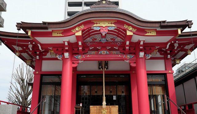 御朱印おやぢ・新宿の成子天神社と十二社熊野神社を歩く